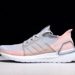 adidas Ultra Boost 19 Grey Two Clear Orange W 1