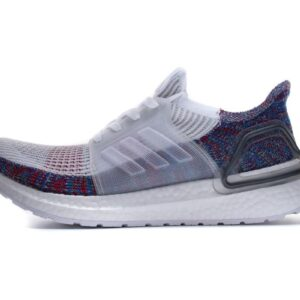 adidas Ultra Boost 2019 White Multi Color 1