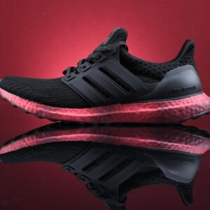 adidas Ultra Boost Colored Sole Red 1