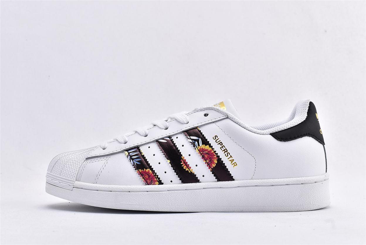 adidas Wmns Superstar Gold Metallic 1