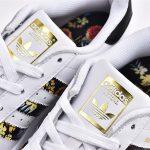 adidas Wmns Superstar Gold Metallic 4