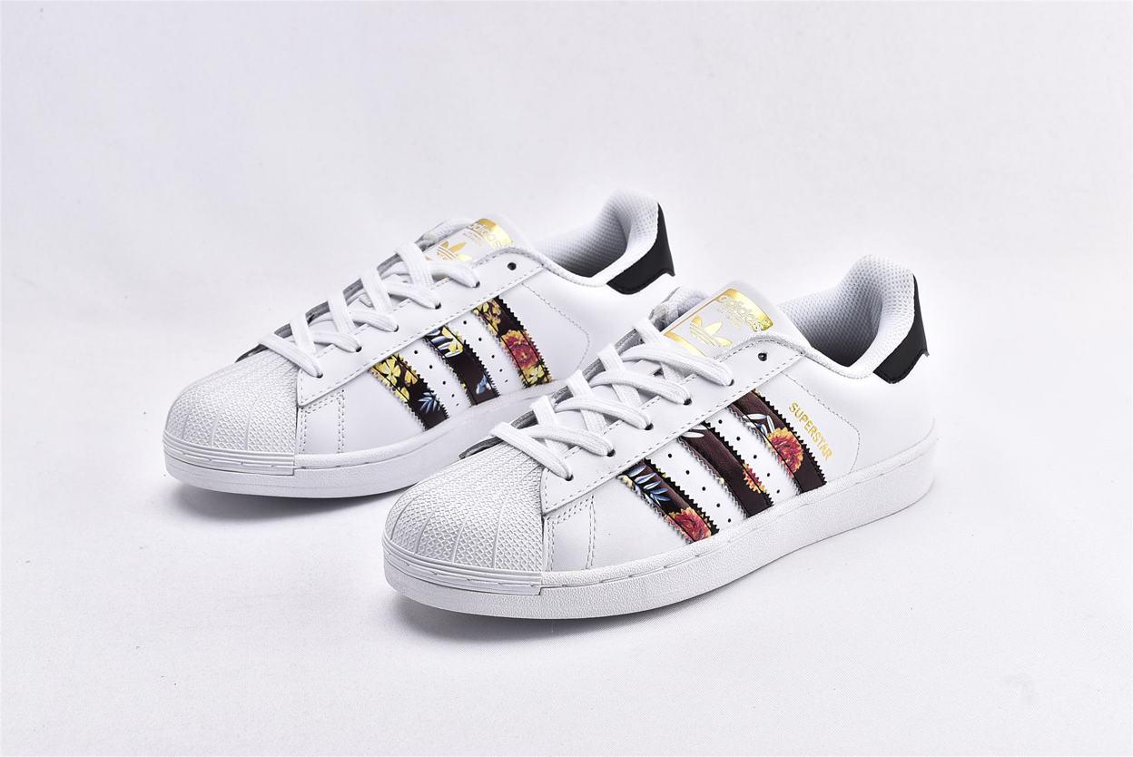 adidas Wmns Superstar Gold Metallic 5