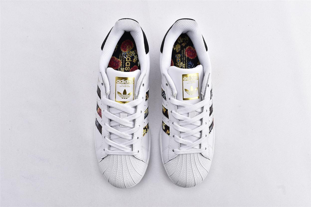 adidas Wmns Superstar Gold Metallic 6