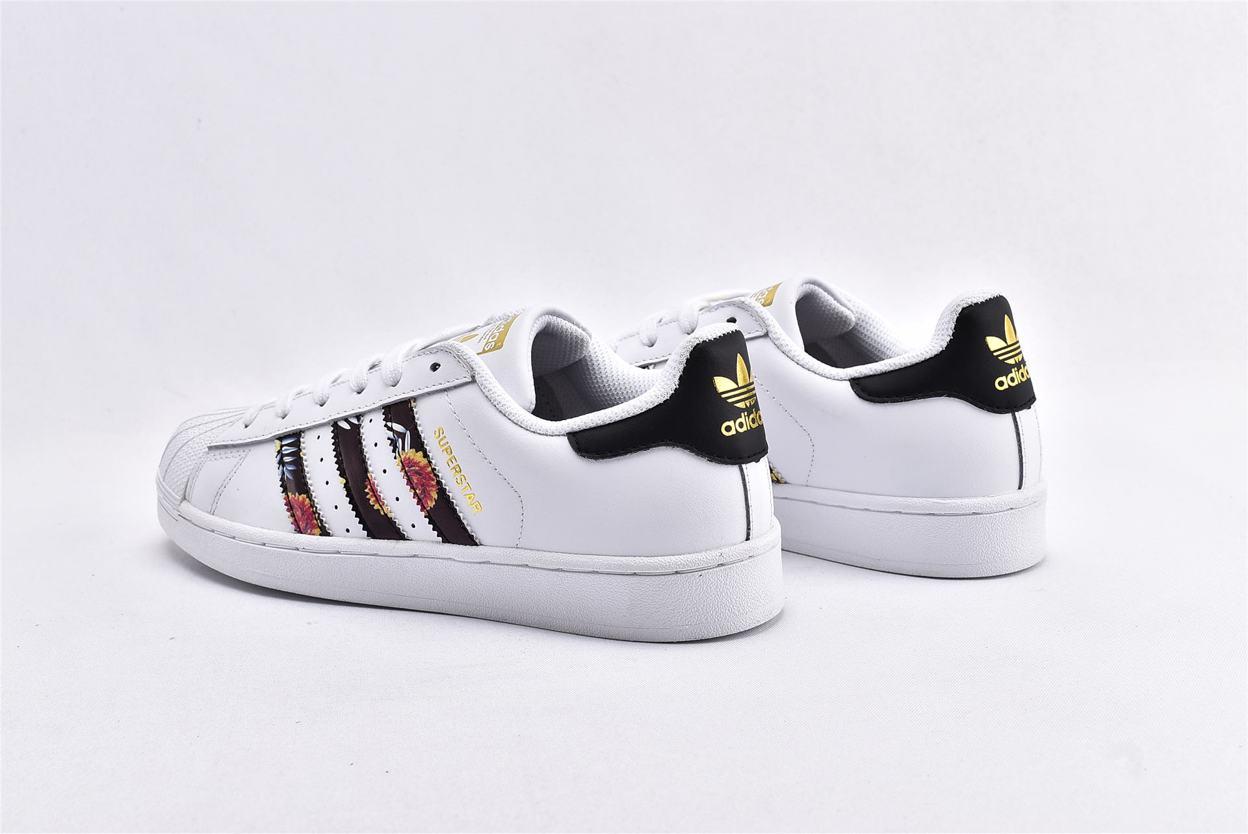 adidas Wmns Superstar Gold Metallic 9