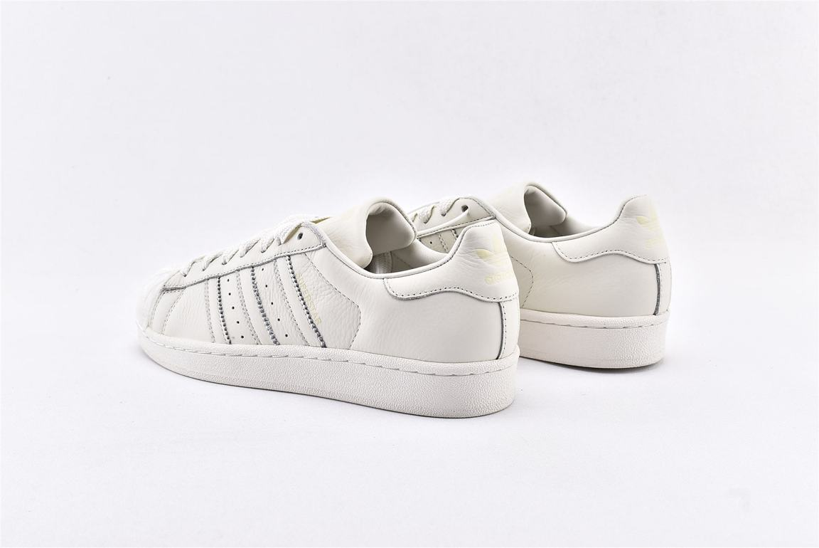 adidas Wmns Superstar Tonal Off White 5