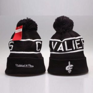 2019 Cavaliers Mitchell Ness Hat Black