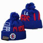 2019 NBA 18 Teams Logo Winter Hat 15
