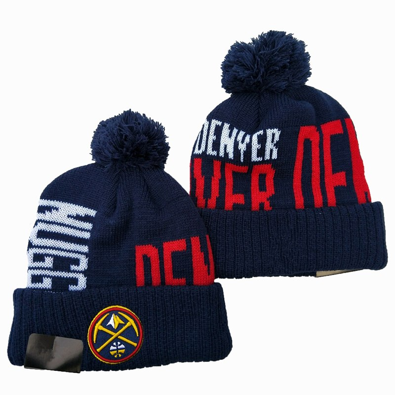 2019 NBA 18 Teams Logo Winter Hat 17