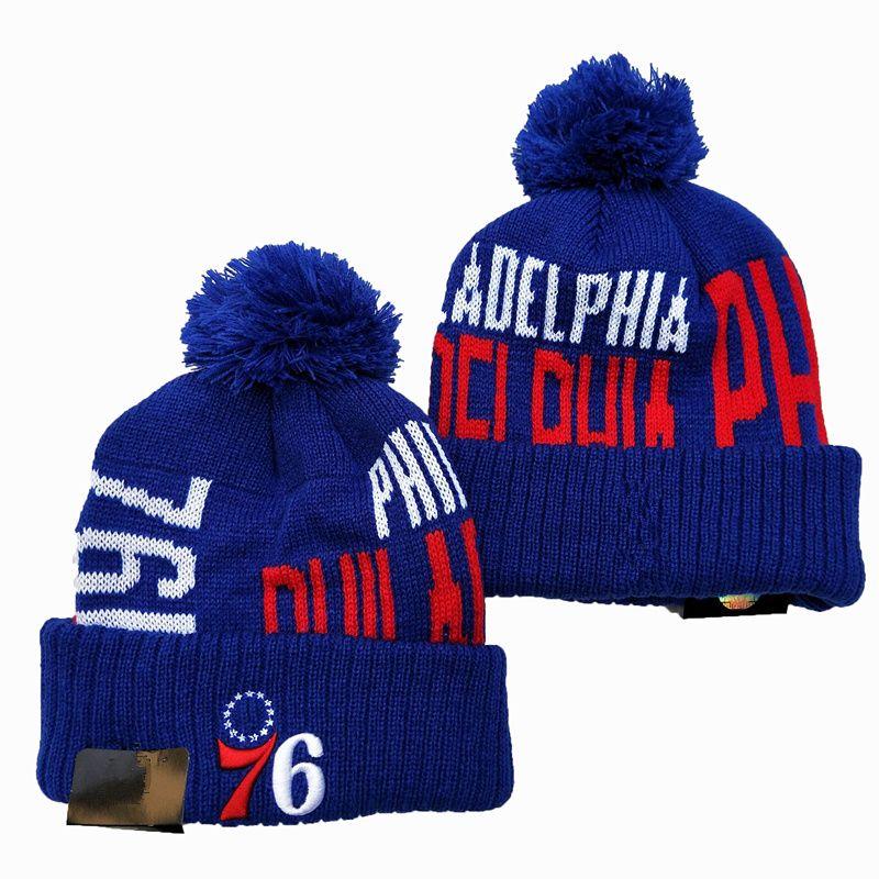 2019 NBA 18 Teams Logo Winter Hat 4