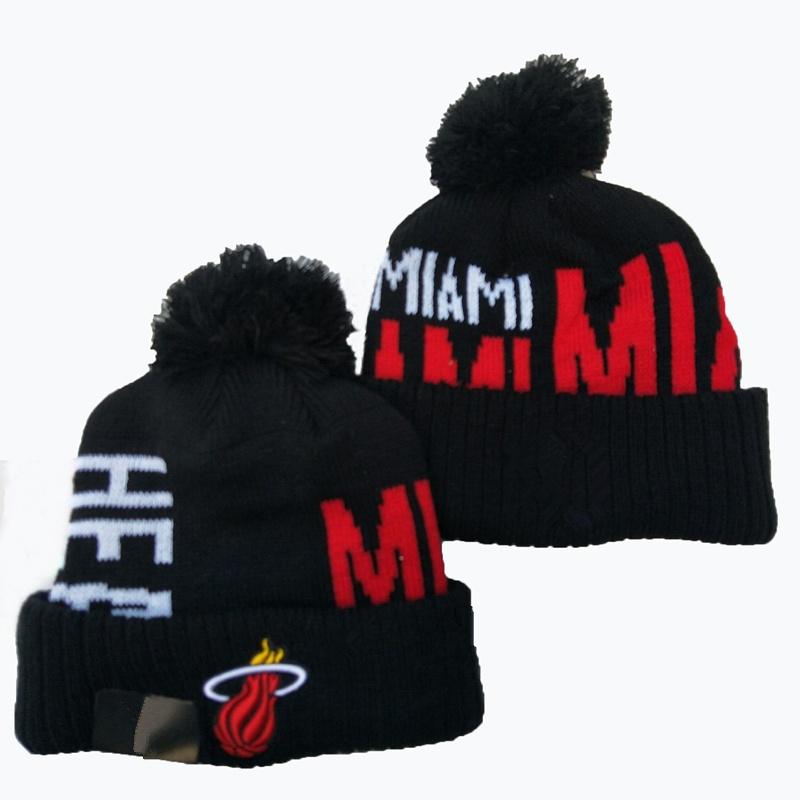 2019 NBA 18 Teams Logo Winter Hat 9