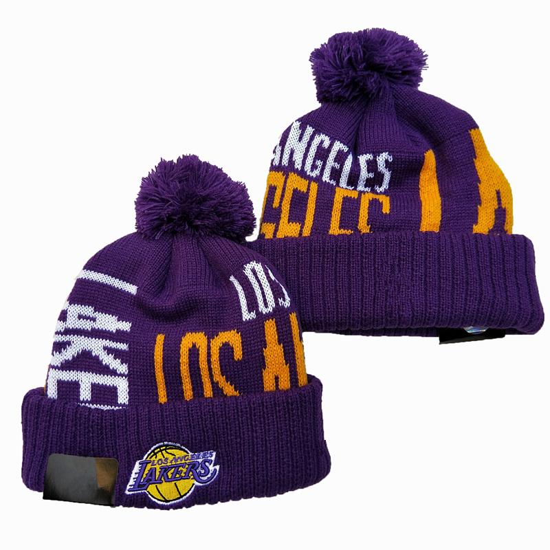 2019 NBA 18 Teams Logo Winter Hat