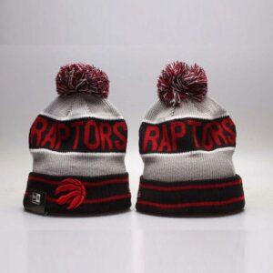 2019 New Era NBA Raptors Black Red Hat