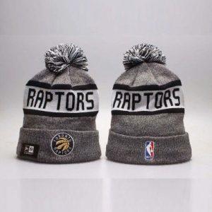 2019 New Era NBA Raptors Grey Hat