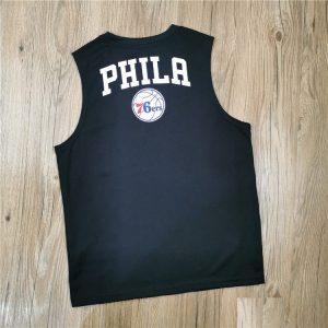 2020 Philadelphia 76ers Kids Jersey Camo 2
