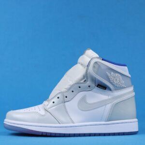 Air Jordan 1 High Zoom Racer Blue 1