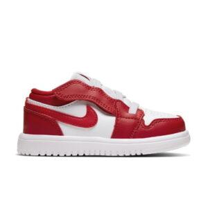 Air Jordan 1 Low Alt Gym Red White TD