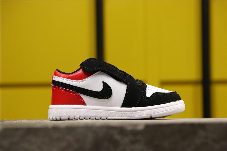 Air Jordan 1 Low Alt PS Black Toe 2