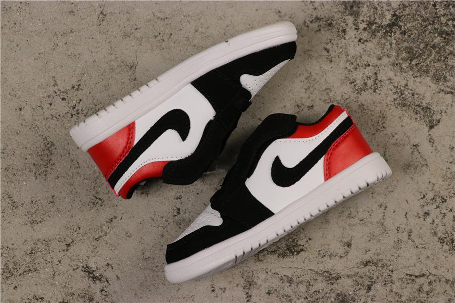Air Jordan 1 Low Alt PS Black Toe 7