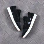Air Jordan 1 Low Flyknit Black Guava Ice 1
