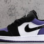 Air Jordan 1 Low GS Court Purple 1