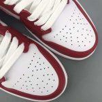 Air Jordan 1 Low GS Gym Red 5