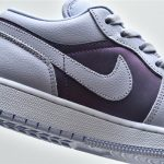 Air Jordan 1 Low GS Oxygen Purple 10