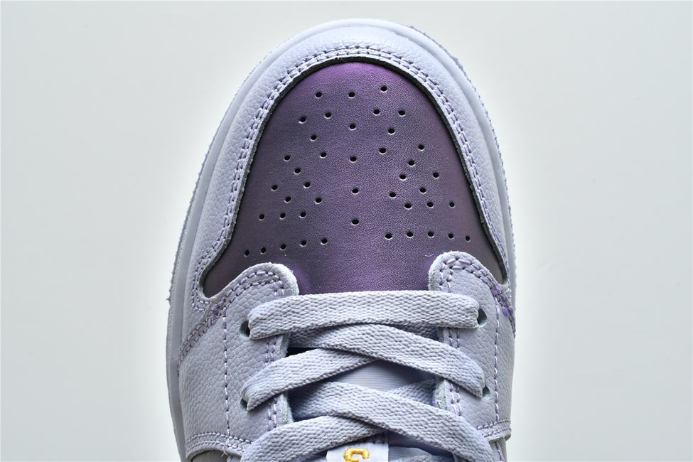 Air Jordan 1 Low GS Oxygen Purple 11
