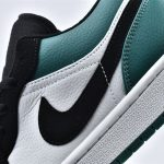 Air Jordan 1 Low Mystic Green 12