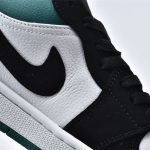 Air Jordan 1 Low Mystic Green 14