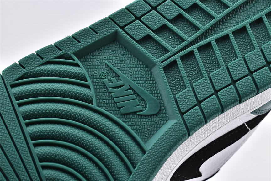 Air Jordan 1 Low Mystic Green 15