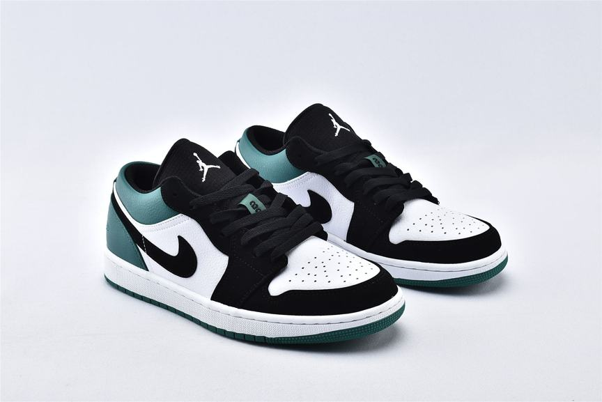 Air Jordan 1 Low Mystic Green 2