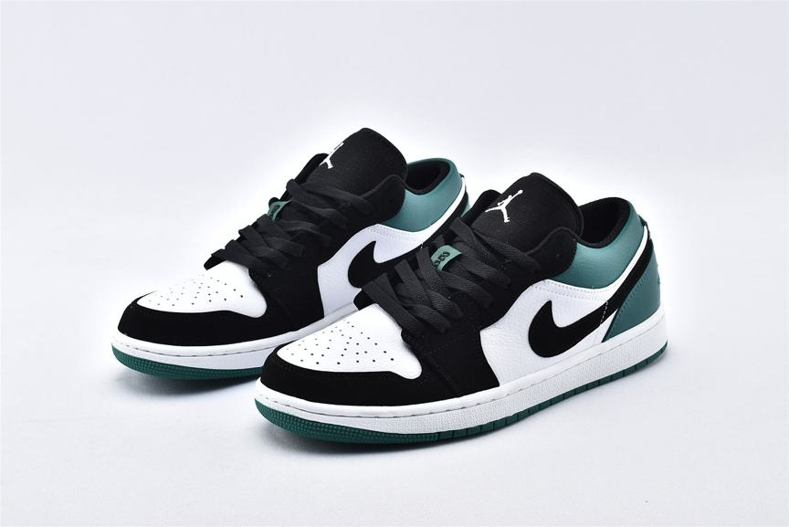 Air Jordan 1 Low Mystic Green 5