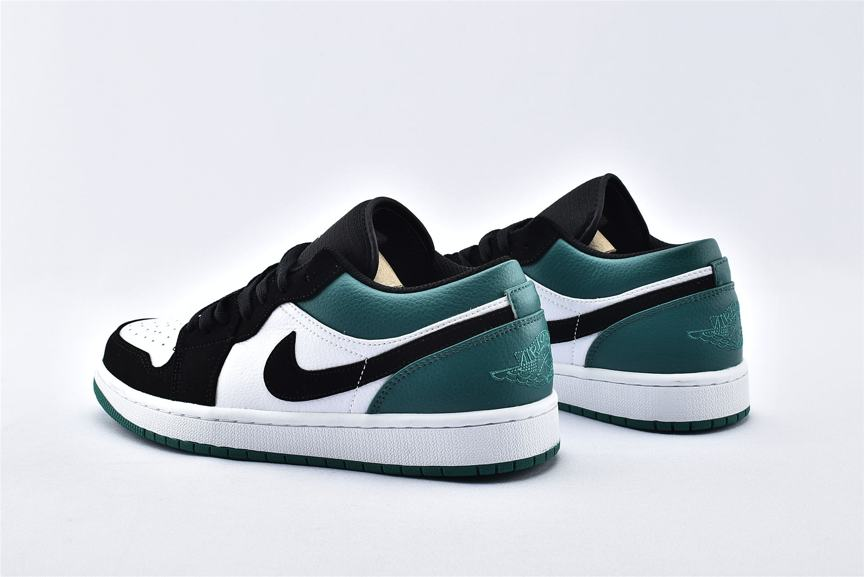 Air Jordan 1 Low Mystic Green 9
