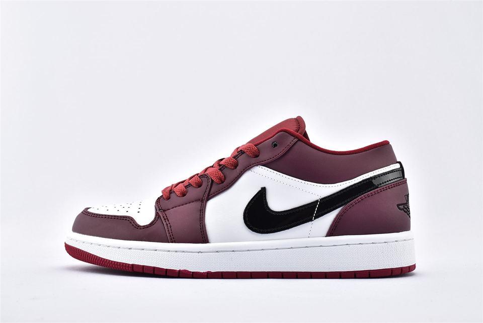 Air Jordan 1 Low Noble Red 1