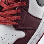 Air Jordan 1 Low Noble Red 10