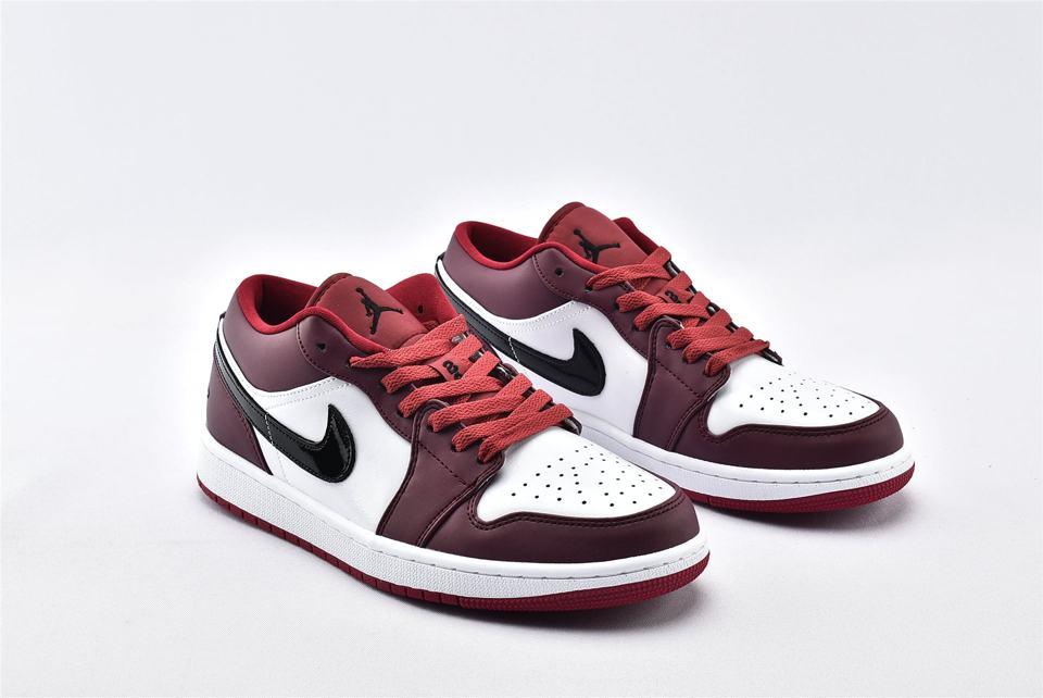 Air Jordan 1 Low Noble Red 2