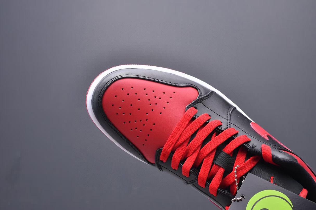 Air Jordan 1 Phat Low Bred 7