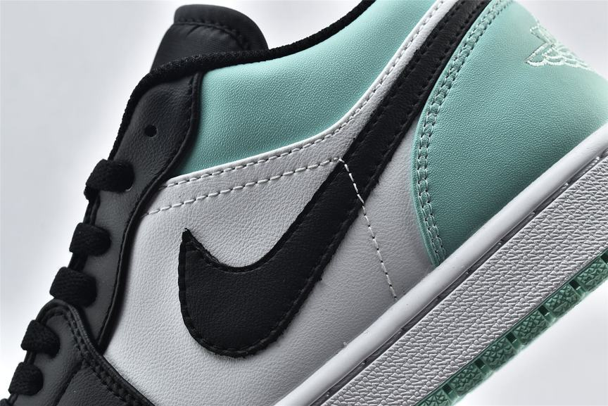 Air Jordan 1 Retro Low Emerald 11
