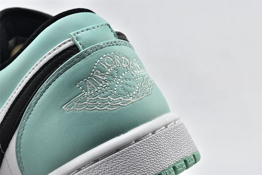 Air Jordan 1 Retro Low Emerald 12