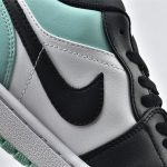 Air Jordan 1 Retro Low Emerald 13