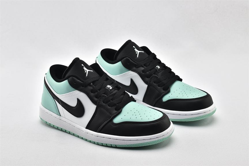 Air Jordan 1 Retro Low Emerald 2
