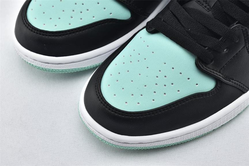 Air Jordan 1 Retro Low Emerald 3