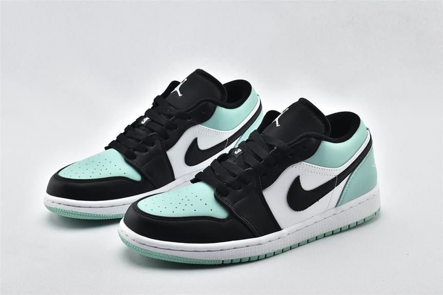 Air Jordan 1 Retro Low Emerald 5
