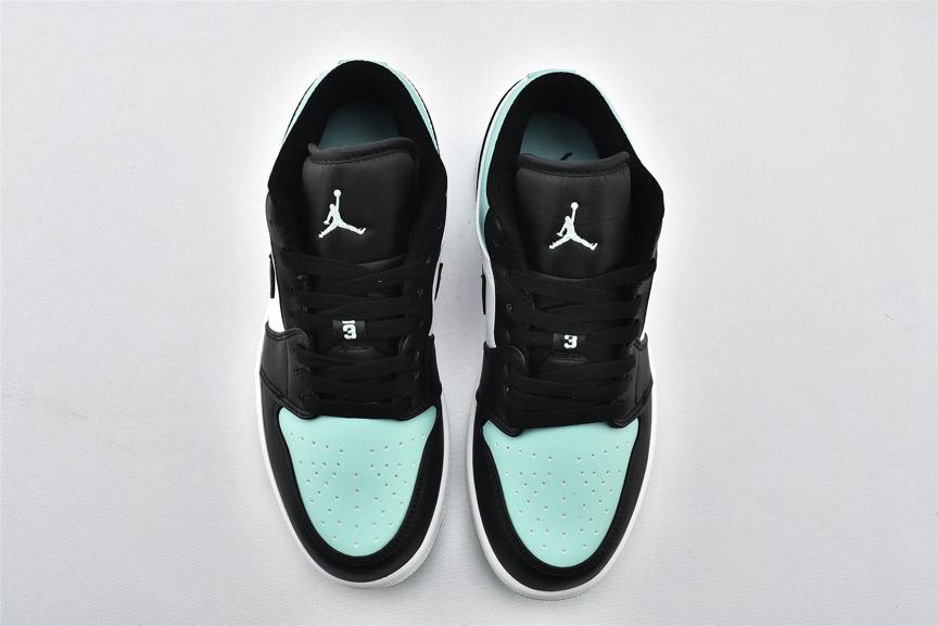 Air Jordan 1 Retro Low Emerald 6