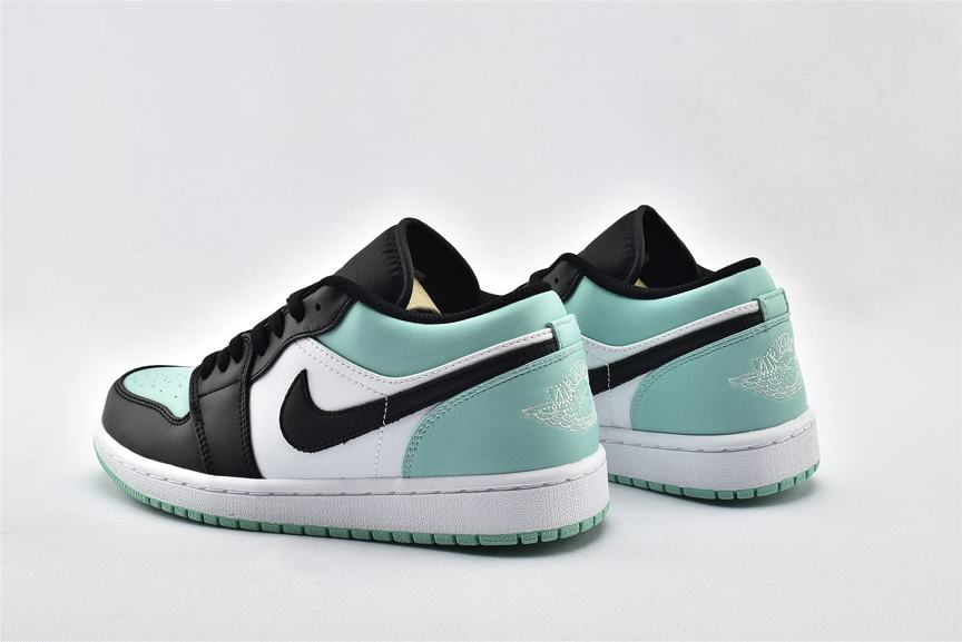 Air Jordan 1 Retro Low Emerald 9