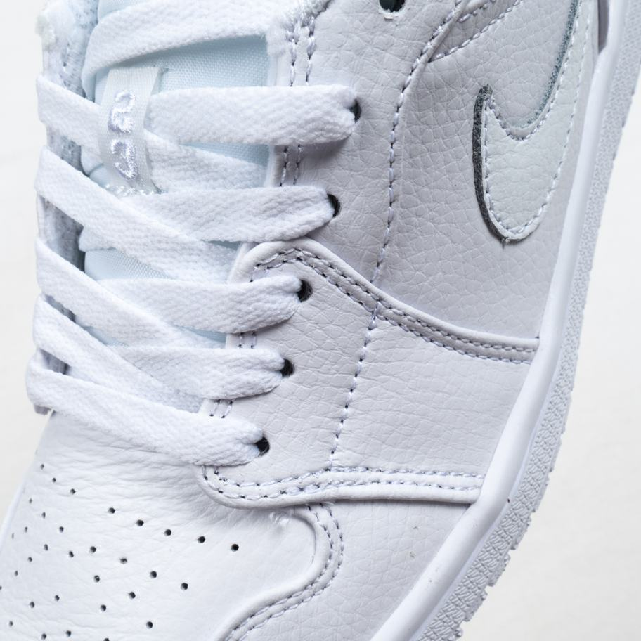 Air Jordan 1 Retro Low Pure Platinum 7
