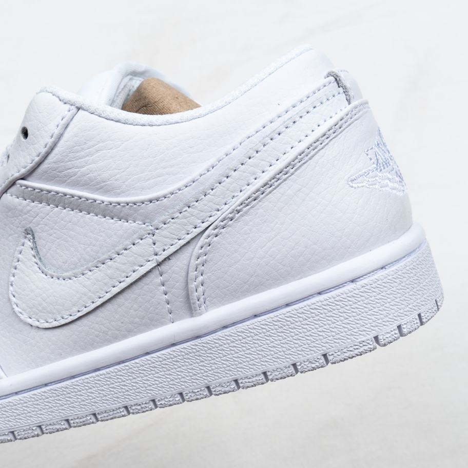 Air Jordan 1 Retro Low Pure Platinum 8