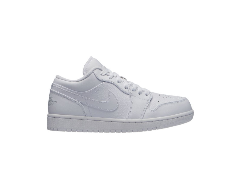 Air Jordan 1 Retro Low Pure Platinum