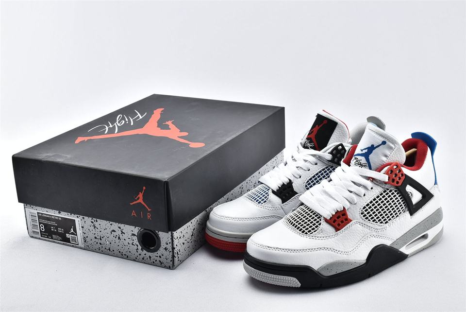 Air Jordan 4 Retro SE What The 4 10