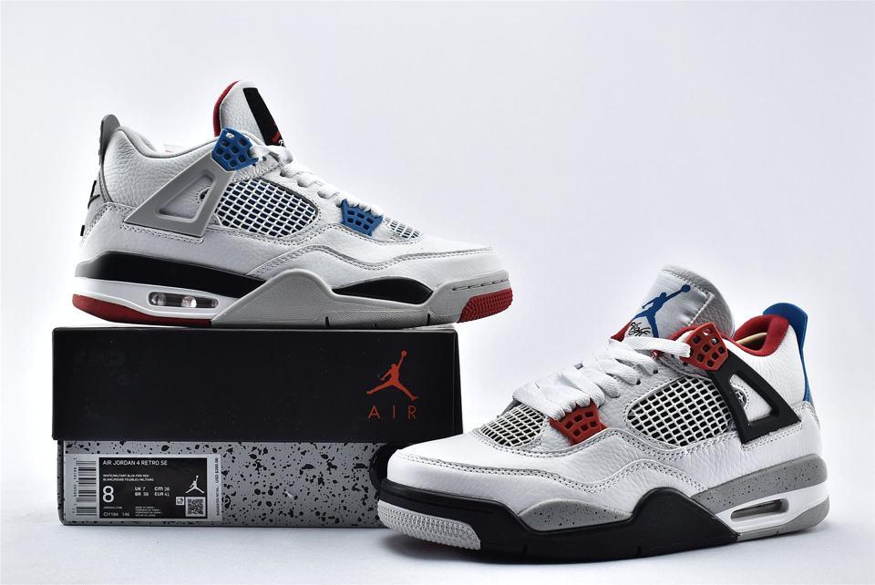 Air Jordan 4 Retro SE What The 4 11